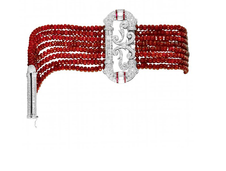Ruby and Diamond Bracelet